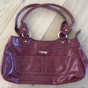 Red Minicci Purse